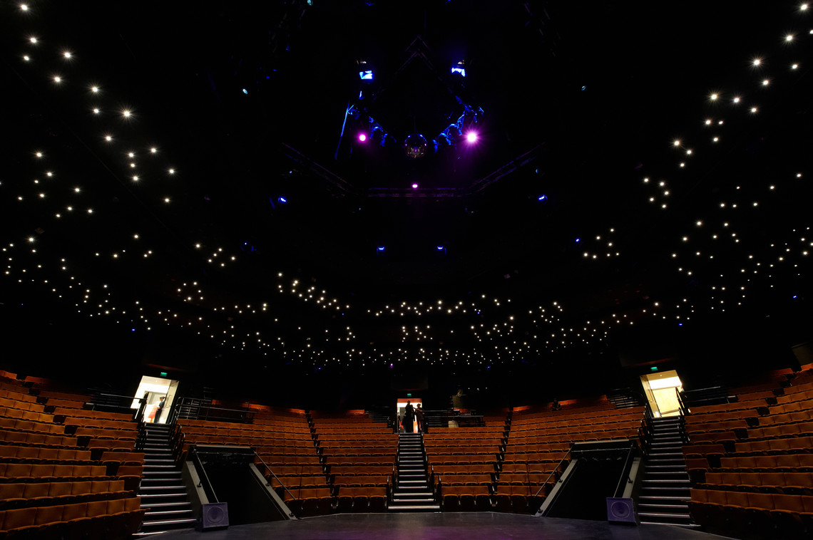Crucible Auditorium
